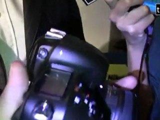 Nikon D4 Presentazione a Milano con Monelle Chiti - tecnologopercaso com