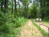 CAP NATURE Parc de Loisirs, d'attractions, LOT Cahors Pradines Accrobranche Paintball Vacances .AVI