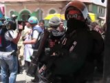 Manifestations en Cisjordanie
