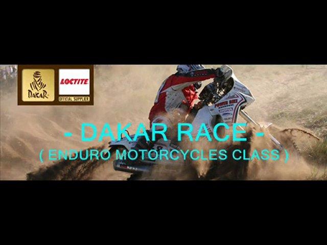 DAKAR – (Enduro Motorcycles Class)