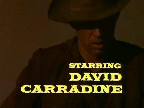 Kung Fu [David Carradine] : Episode 1 (1972)