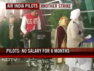 40 AI pilots call in sick, Delhi, Mumbai flights hit, govt says no strike notice