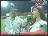 Mumbai Heroes vs. Chennai Rhinos - Mumbai Heroes Innings Ov11-12