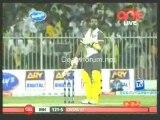 Mumbai Heroes vs. Chennai Rhinos - Mumbai Heroes Innings Ov17-18