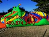 Phoenix Obstacle Course Rental Inflatable Obstacle Courses