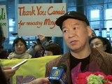 Deux frères persécutés en Chine se retrouvent au Canada