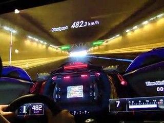 Route X Demo Run de Gran Turismo 5