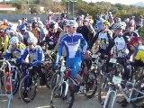 Les Collines de Carnoux 2012 - Part 1 - Compétition Course VTT XC X-Country - Dimanche 15 Janvier - Vélo Cyclisme XCO MTB Race Contest Racing