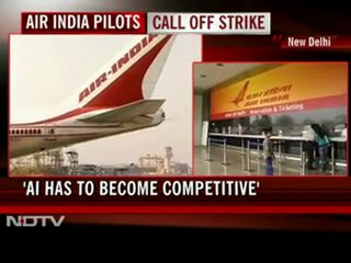 Air India has to become competitive: Ajit Singh