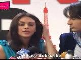 Hot Aditi Rao Gets Cozy With Ali Zafar @  'London Paris Newyork'  Press Meet