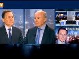 BFMTV 2012 : l'interview d'Eric Besson par Olivier Mazerolle