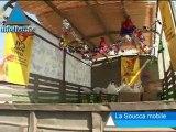 La Soucca mobile au service des soldats de Tsahal