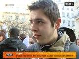 200 manifestants côté extrême-droite (Marseille)