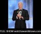Christopher Plummer 69th Golden Globe Awards 2012