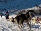 La Grande Odyssée Savoie Mont Blanc 2012 - Etape 8 - Havrda Gonda Pontier