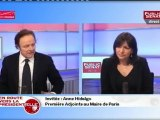 """Anne Hidalgo : """"M. Fillon n'a pas autre chose à faire que de venir s'occuper des berges de Seine?"""""""
