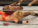 WWE ECW  - Marquis Cor Von vs. Cassidy Riley ( 16 Janvier 2007)