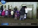 Visites pédagogiques à la ferme de Vaulézard