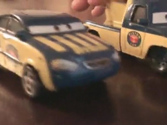 Cars Collection with Cars 2