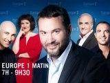 Europe 1 matin avec Bruce Toussaint