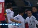 Les passes décisives de Valbuena pour Remy