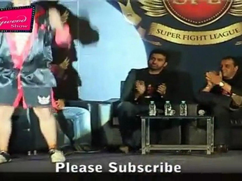 Dashing Fighter 'BOB' & 'JAMES' @ 'Super Fighter League' Launch