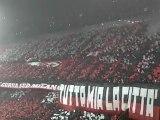 Derby 2012 Milan AC - Inter Milan - Ambiance Présentation des joueurs