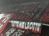 Derby 2012 Milan AC - Inter Milan - Ambiance Tiffos entrée des joueurs