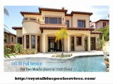 South Florida Pool Services : POOL CLEANING AND MAINTENANCE