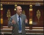 Pierre Moscovici - PL programmation des finances publiques [18 octobre 2010]
