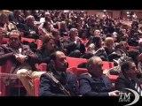 Cosenza, Benigni show all'UniCal per la laurea Honoris Causa. Applausi e risate all'ateneo cosentino per il comico toscano