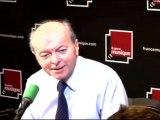 Jacques Toubon, invité de Musique matin le 18/1/2012