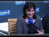 """Anne Hidalgo, tête à clics de """"Des clics et des claques"""" (Europe 1), le 17/01/12"""