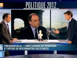 Politique 2012 : l'UMP change de stratégie et décide de reconnaître ses échecs