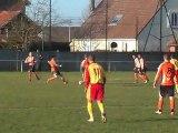 Football, Promotion de 1re division: Ravenel écrase Clairoix