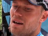 Thor Hushovd talks about Oslo terror attack after 2011 Tour de France stage 20