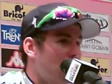 Giro d'Italia 2011: Cavendish post stage-win press conference - part 2 of 3