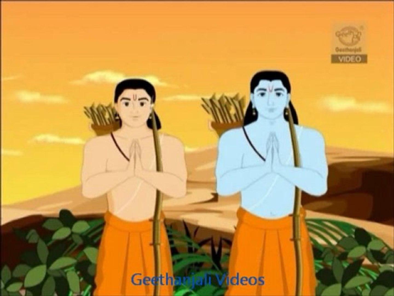 Ramayana - Animated Stories - Balakandam