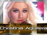 Interview de Christina Aguilera pour la saison 2 de The Voice