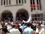 ادلب مظاهرات جمعة صمتكم يقتلنا 29-7-2011