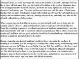 Scottish Laird - Highland titles information