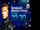 """star - Sinema / Terminatör Makinelerin Yükselişi """"Terminator 3: Rise Of The Machines"""" (19.01.2012) /  Pazar Gecesi Sineması / Terminatör Kurtuluş """"Terminator Salvation"""" (TV'de İlk) (22.01.2012) (Fragman-1) (SinemaTv.info)"""
