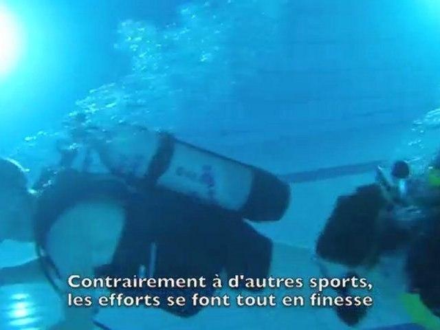 Fourmies : plongée avec l'AEP