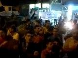 فري برس   إدلب بنش أربعاء نشامى الفرات أنشودة حق الجهاد فليس عنه خيار 12 10 2011