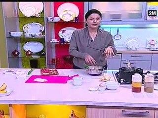 Recettes De Beignet à La Crème Et Bananes