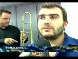 L'agglo de nîmes  au rythme du jazz : aléas de la foire expo du 13 Octobre 2011
