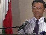 L'ex-président malgache Ravalomanana annonce son retour à Madagascar