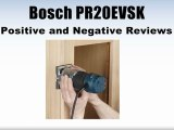 Bosch 1617EVSPK Plunge/Fix Wood Router Kit Review