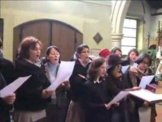 Astre béni du marin - Chorale de l'église Saint-Louis - Boulogne sur Mer