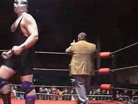 Piledriver Pro Wrestling: Vader vs Masked Maniak 11/26/05